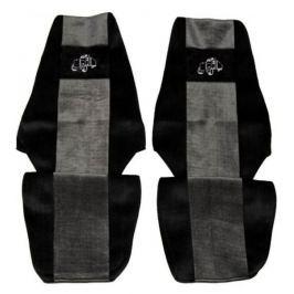F-CORE Potahy na sedadla PS20, šedé