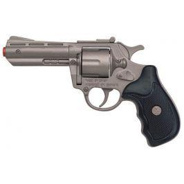 Gonher Policejní revolver kovový stříbrný 8 ran