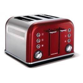 Morphy Richards Accents Red 4S