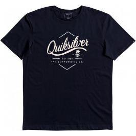 Quiksilver Ssclateseatales M Tees Navy Blazer S
