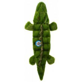 Dog Fantasy Hračka Skinneeez multi-pískátko aligátor 52,5cm