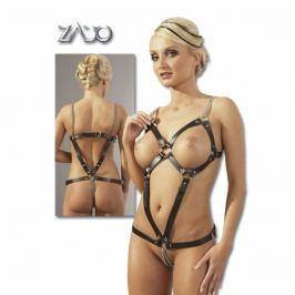 Dámský postroj-body - Chain Harness (S-L)