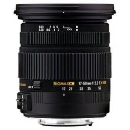 Sigma 17-50 mm F2.8 EX DC OS HSM pro Canon (4 roky záruka)