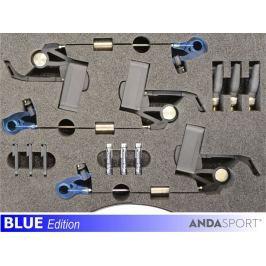 ANDA Signalizátory záběru Modrá 3ks