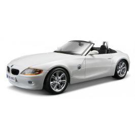 BBurago BMW Z4 (1:24) - bílé