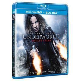 Underworld: Krvavé války 3D + 2D (2BD)   - Blu-ray