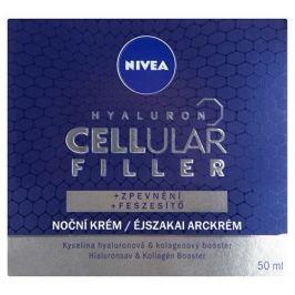Nivea Vyplňující noční krém Hyaluron Cellular Filler 50 ml