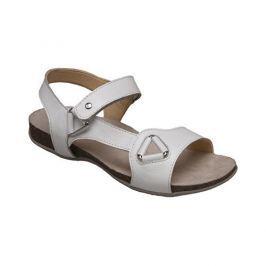 SANTÉ Zdravotní obuv dámská EKS/154-27 bílá (Velikost vel. 41)