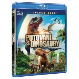 Putování s dinosaury  (3D + 2D verze)   - Blu-ray