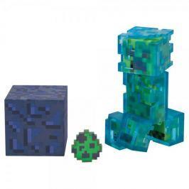 TM Toys Minecraft - Charged Creeper sběratelská figurka