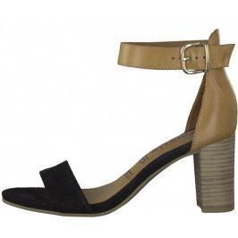 Tamaris dámské sandály 37 černá