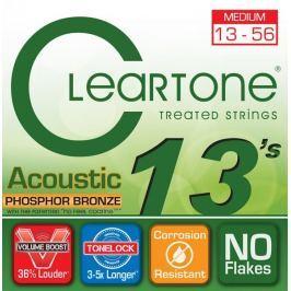 Cleartone 7413 Kovové struny pro akustickou kytaru