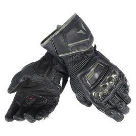 Dainese rukavice DRUIDS D1 LONG vel.S černá/černá/černá (pár)