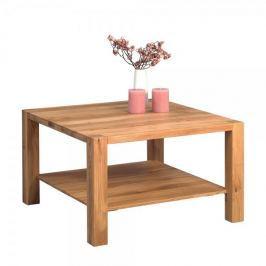 Artenat Konferenční stolek z masivu Silas, 70 cm, divoký dub