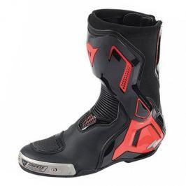 Dainese boty TORQUE D1 OUT vel.39 černá/fluo červená (pár)