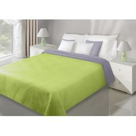 My Best Home Přehoz na postel AXEL 220x240 cm zelená