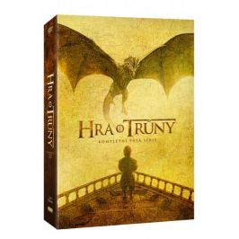 Hra o trůny / Game of Thrones - 5. série (5DVD VIVA balení)   - DVD