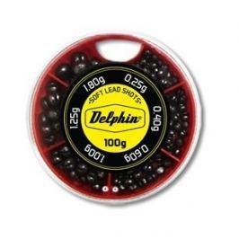 Delphin Vyvažovací Olůvka Soft 100 g 0,25-1,8 g