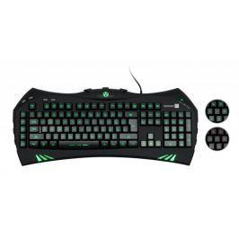 Connect IT BATTLE klávesnice pro hráče, USB (CI-147)