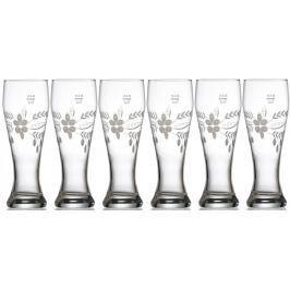 Ritzenhoff&Breker Aehre sklenice na pivo 500 ml, 6 ks