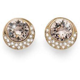 Oliver Weber Náušnice se zlatavými krystaly Very 22650G 391