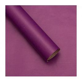 Balicí papír, natura, fialový, 5 archů