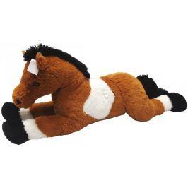 Mac Toys Kůň bílo/hnědý 80 cm