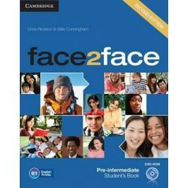 Redston Chris: face2face 2nd Edition Pre-intermediate: Student´s Book with DVD-ROM