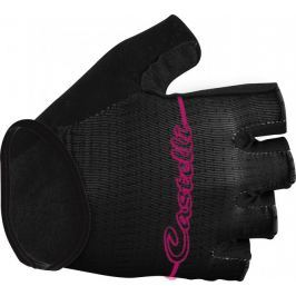 Castelli Dolcissima Glove Black/Fucsia S