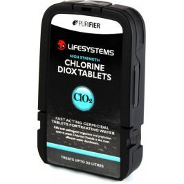 Lifesystems Chlorine Dioxide Tablets (30 Pack)