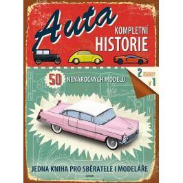 Auta - Kompletní historie