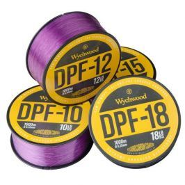 Wychwood Vlasec Deep Purple Fluoro Coated Mono 1000 m 0,30 mm, 12 lb