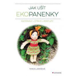 Jarošová Tereza: Jak ušít ekopanenky