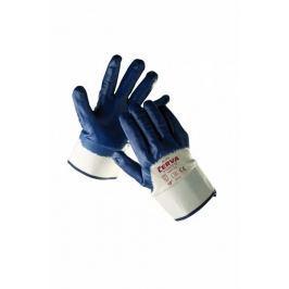 Červa RUFF rukavice polomáčené v nitrilu 9