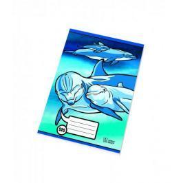 Sešit bezdřevý 520 - A5 čistý, 20 listů