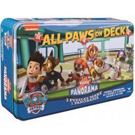 Spin Master Paw Patrol puzzle panoramatické
