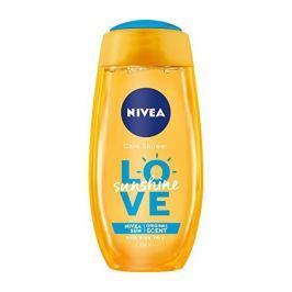 Nivea Osvěžující sprchový gel Love Sunshine (Objem 250 ml)
