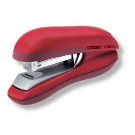Sešívač Rapid F30 červený, ploché šití
