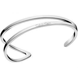 Calvin Klein Luxusní ocelový náramek Outline KJ6VMF0001 (Průměr 5,8)