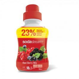 Sodastream Red Berry 750 ml