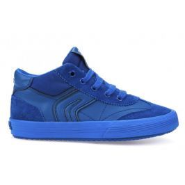 Geox chlapecké kotníčkové tenisky Alonisso modrá 35 - rozbaleno
