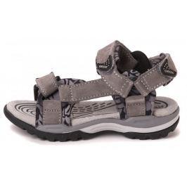 Geox chlapecké sandály Borealis 30 šedá
