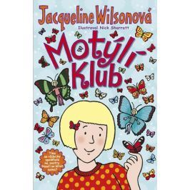 Wilsonová Jacqueline: Motýlí klub