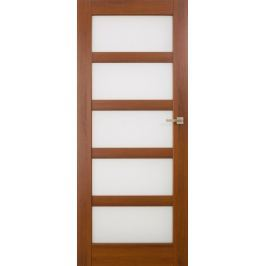 VASCO DOORS Interiérové dveře BRAGA skleněné, model 6, Bílá, C