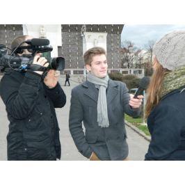 Poukaz Allegria - na den televizním redaktorem