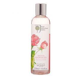 Bronnley Koupelový a sprchový gel s romantickou vůní růží (Bath & Shower Gel) 250 ml