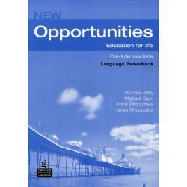 Reilly Patricia: New Opportunities Global Pre-Int Language Powerbook Pack