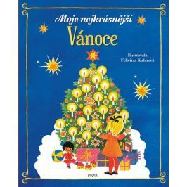 Kuhnová Felicitas: Moje nejkrásnější Vánoce