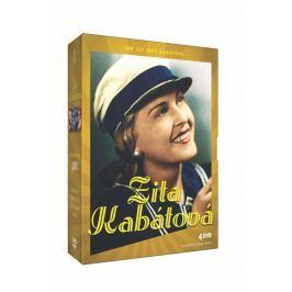 Kolekce Zita Kabátová 100 let (4DVD)   - DVD