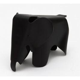 Mørtens Furniture Stolička pro děti Slon, 64 cm, černá